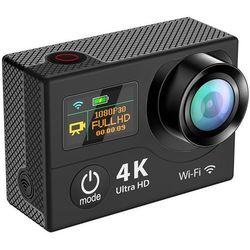 Kamera EKEN H3R Czarna (EKNH3RB) Darmowy odbiór w 19 miastach!