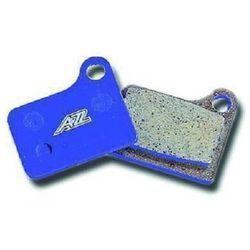 Klocki hamulcowe A2Z Blue półmetaliczne Shimano Deore BR-M555 / Nexave C-901 AZ-610
