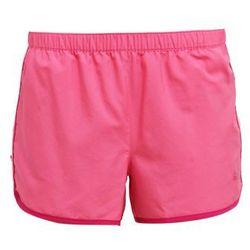 adidas Performance INFINITE SERIES Krótkie spodenki sportowe super pink/bold pink