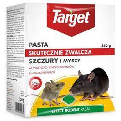 Effect Rodent 250 g środek skutecznie zwalczający myszy i szczury pasta