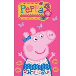 Świnka Peppa ręcznik 30x50 cm