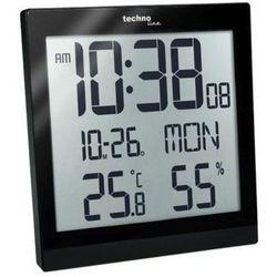 Zegar Cyfrowy Termometr Sterowany Radiowo WS8015