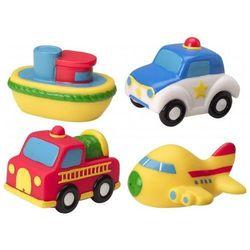 Zabawki do kąpieli - POJAZDY