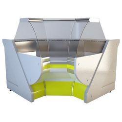 Lada chłodnicza narożna MAWI NCHSN-W 1.4 149cm