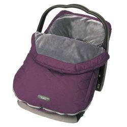 Śpiworek do fotelika i wózka Urban Plumberry (0-12 mcy) - fioletowy