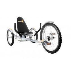 Rower Trójkołowy Mobo Cruiser Model Triton Pro Srebrny