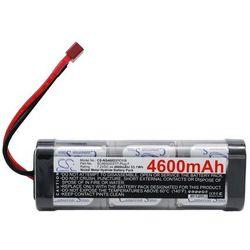 4600mAh 33.12Wh Ni-MH 7.2V 6S SC Deans / T-Plug (Cameron Sino)