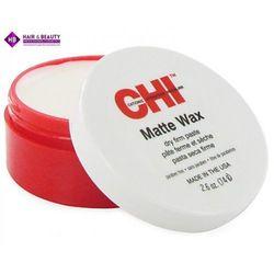 FAROUK CHI Matte Wax, Pasta do włosów mocna 74g