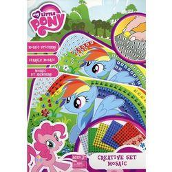 Zestaw kreatywny My Little Pony Mozaika 14,5x21 cm