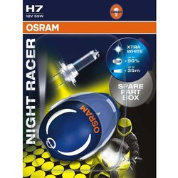 H7 Night Racer +90% 12V 55W żarówki motocyklowe Osram