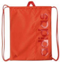 Adidas torba Linear Performance Gym Bag Bold Orange/Scarlet NS - Gwarancja terminu lub 50 zł! - Bezpłatny odbiór osobisty: Wrocław, Warszawa, Katowice, Kraków