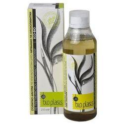 Bio Plasis organiczny płyn do płukania jamy ustnej i zębów z olejem mastyksowym, bio-oliwą i bio-nagietkiem 250 ml