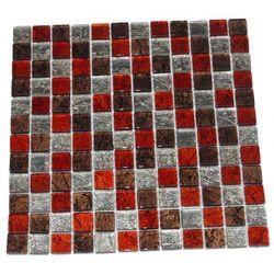 HALCON C-015 - Mozaika ścienna szklana 30x30 cm.