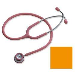 Stetoskop pediatryczny Spirit Deluxe S606PF - pomarańczowy