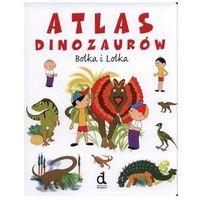 Atlas dinozaurów Bolka i Lolka
