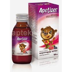 APETIZER syrop dla dzieci smak malinowo-porzeczkowy 100 ml