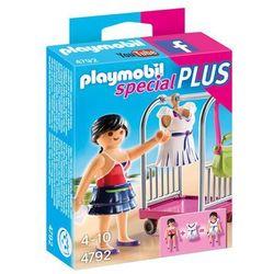 Playmobil  Modelka podczas pokazu mody 4792