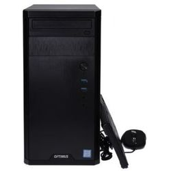 OPTIMUS Komputer Platinum GH310T i5-9400/8GB/1TB/DVD/W10