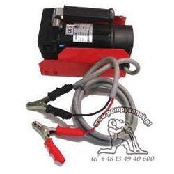 Pompa elektryczna do oleju OP-60D 12V rabat 5%