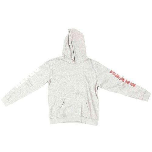 bluza BRIXTON - Haste Ii Sv Intl Hood Heather Grey (HTGRY)
