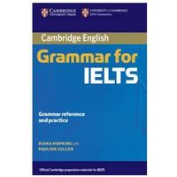 Cambridge Grammar For Ielts: : Student's Book Without Answers (opr. miękka)
