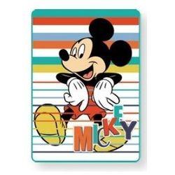 Koc akrylowy Myszka Mickey 100x140 cm