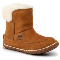 Botki SOREL - Out N About Bootie NL3073 Elk/Natural 286