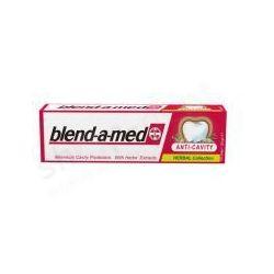 Pasta do zębów Blend-A-Med Przeciwpróchnicza Ziołowa Kolekcja 100 ml