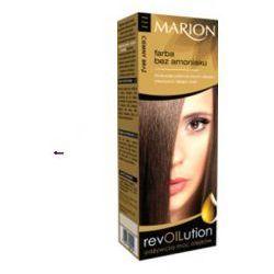 Marion RevOILution (W) farba do włosów bez amoniaku 111 Ciemny Brąz 80ml