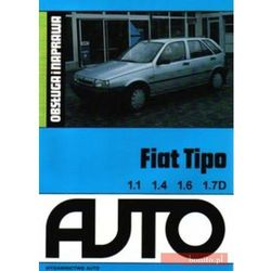 Fiat Tipo 1,1 1,4 1,6 1,7D (opr. miękka)