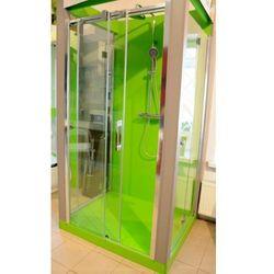 Radaway Espera DWJ drzwi prysznicowe przesuwane 110x200 cm 380111-01L lewe