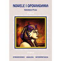 NOWELE I OPOWIADANIA OPRACOWANIE (opr. miękka)
