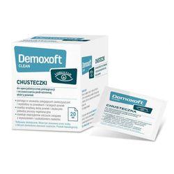 DEMOXOFT CLEAN Chusteczki x 20 sztuk