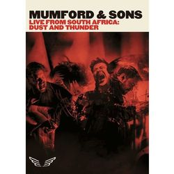 Live in South Africa: Dust and Thunder (Blu-ray) - Mumford & Sons