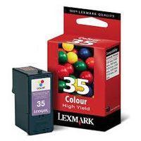 Lexmark tusz Color Nr 35, 18C0035E