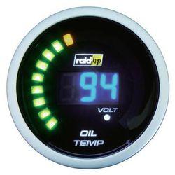 Wskaźnik temperatury oleju raid hp 660503, od 40 do 150 ° C, 52 mm