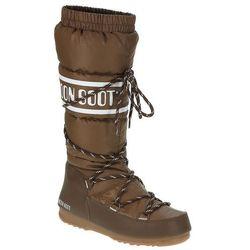 buty Tecnica Moon Boot W.E. Duvet - Bronze
