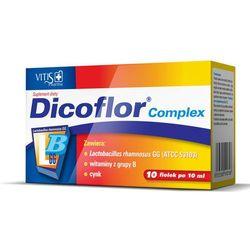 Dicoflor Complex fiol. - 10 fiol.