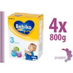 Bebiko Junior 3 Mleko dla dzieci 4 x 800g