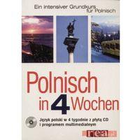 Polnisch in 4 Wochen. Język polski w 4 tygodnie. (opr. broszurowa)