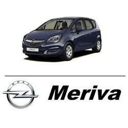 Opel Meriva - Światła do jazdy dziennej LED DRL W21/5W - Zestaw 2 żarówki