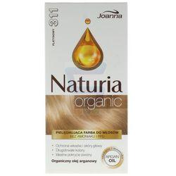 Joanna Naturia organic farba do włosów bez amoniaku Platynowy Blond nr 311