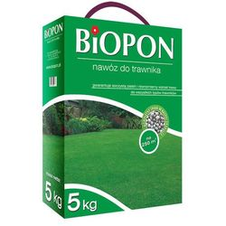 Nawóz do trawnika Biopon
