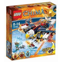 Lego CHIMA Ognisty pojazd eris 70142