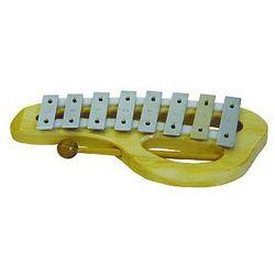 Dimavery Mini xylophone for kids, dzwonki chromatyczne dla dzieci