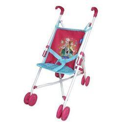 Brimarex, Kraina Lodu, wózek spacerowy dla lalek Darmowa dostawa do sklepów SMYK