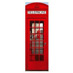 Czerwona Budka Telefoniczna - Londyn - plakat