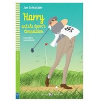 Harry and the Sports Competition Jane Cadwallader