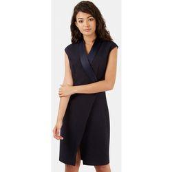 fcc4786f7b Closet London sukienka damska 36 ciemny niebieski - BEZPŁATNY ODBIÓR   WROCŁAW!