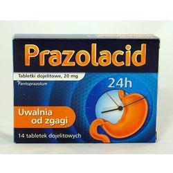 Prazolacid 20 mg x 14 tabl dojelitowych